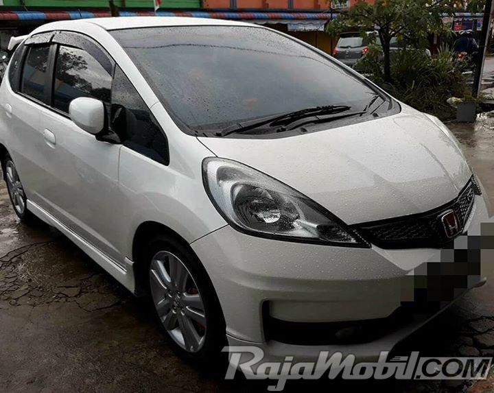 dijual mobil bekas honda jazz 2012 di pontianak id 994727. Black Bedroom Furniture Sets. Home Design Ideas