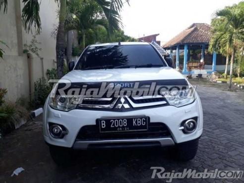 Dijual Mobil Baru Mitsubishi Pajero Sport 2