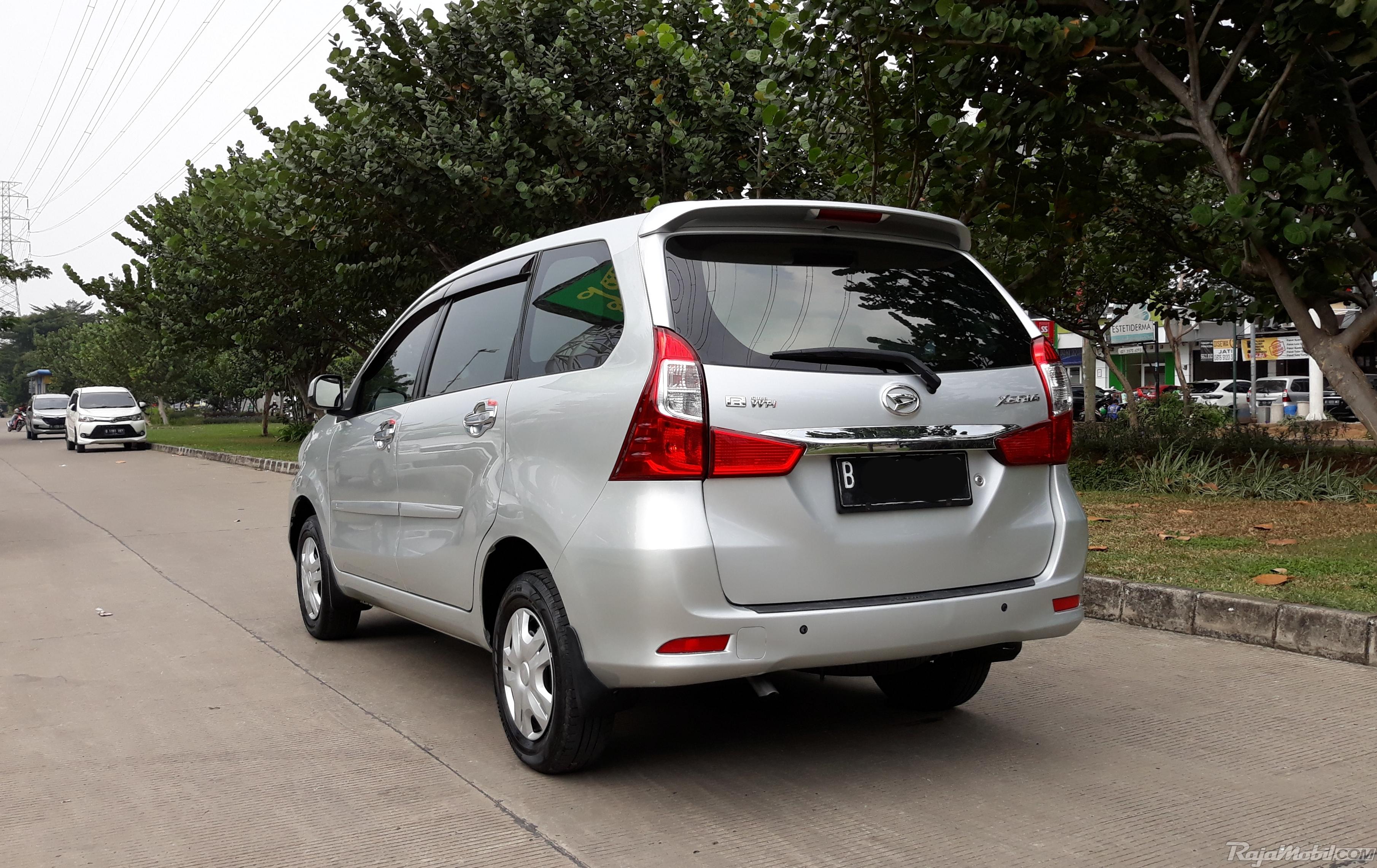 Dijual Mobil Baru Daihatsu Xenia 2