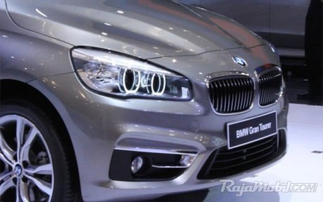 Inilah Keunggulan All-new BMW Gran Tourer